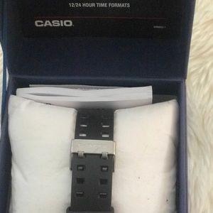 Casio touch Solar watch